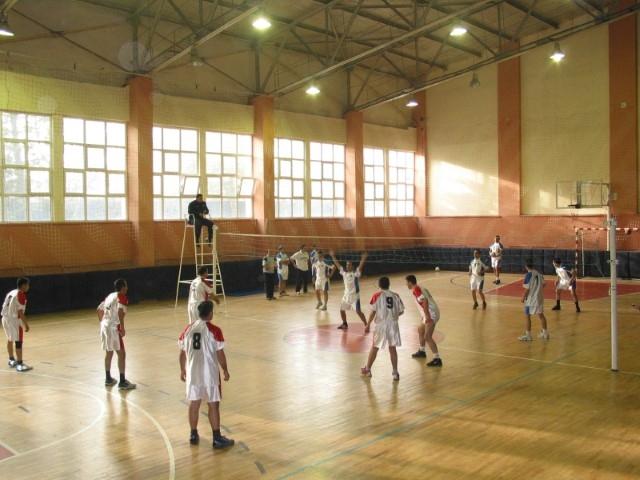 Eskişehir Pomem Spor Salonu